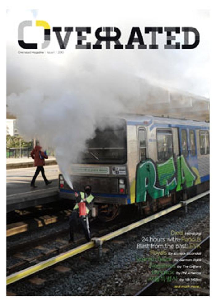 Overrated Magazine #1